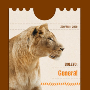 Entrada general Zoofari
