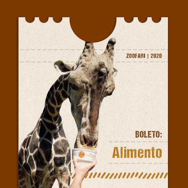 Alimenta a los animales en Zoofari