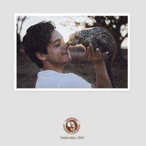 Leonardo Alvarez en Zoofari