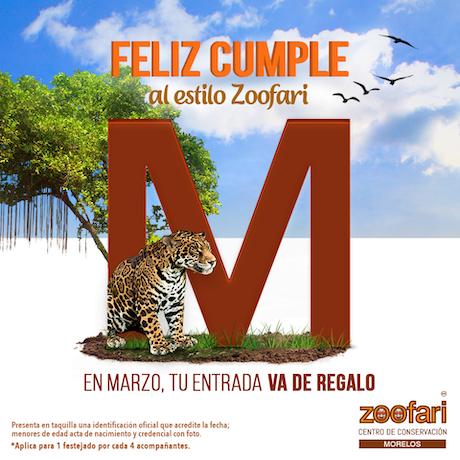 Promociones en Zoofari